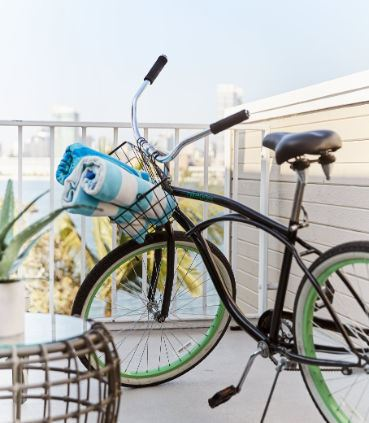 Wellness Center Amenities - Bicycles
