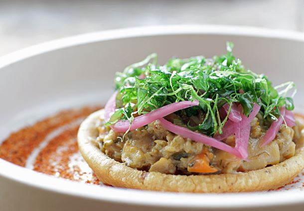 Clam & Bone Marrow Sope