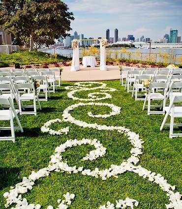 Bayside Lawn Ceremony