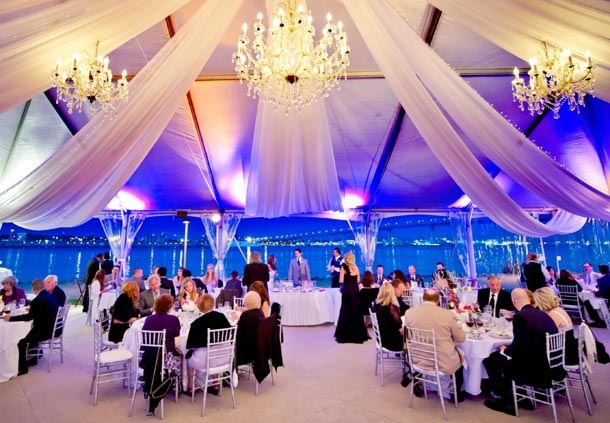 Skyline Terrace Wedding Reception