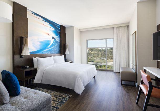 Larger Corner Guest Room