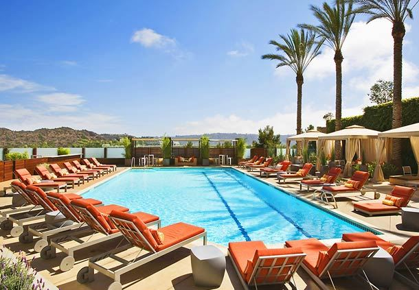 Del Mar Marriott Outdoor Pool