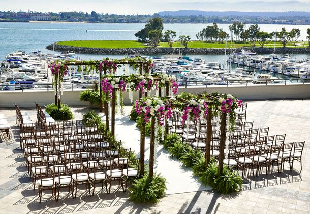 Coronado Terrace Ceremony
