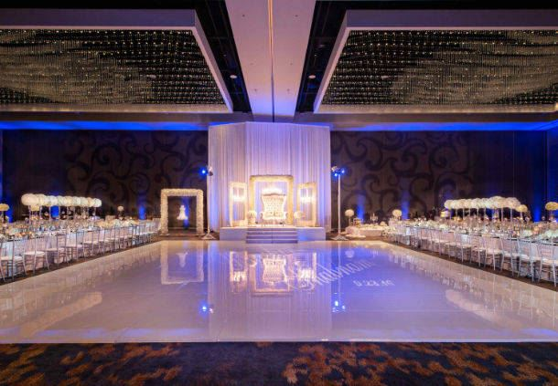 Marriott Grand Ballroom - Reception