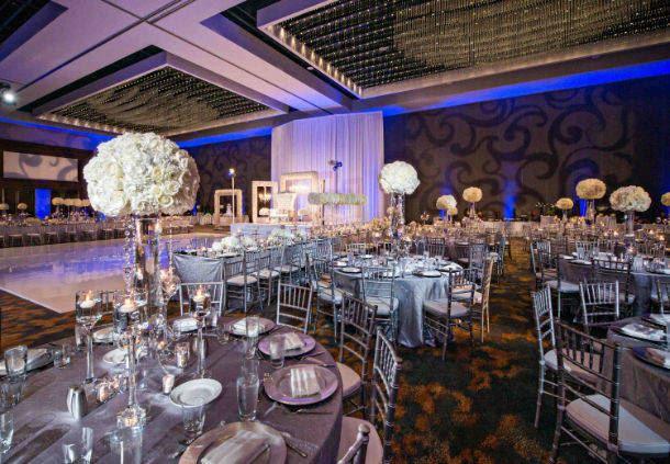 Marriott Grand Ballroom - Reception
