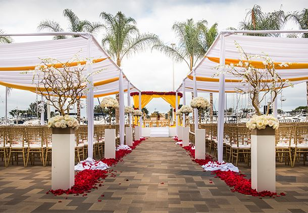 Marina Terrace Ceremony