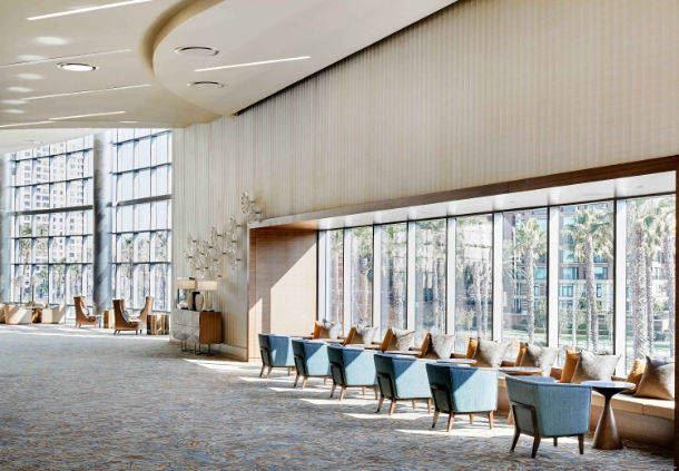 Marriott Grand Foyer – Nook