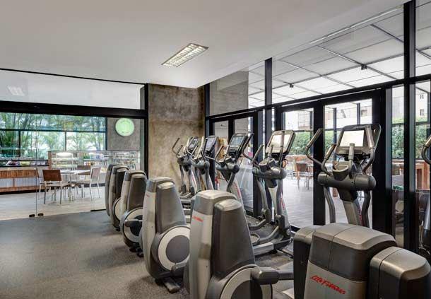 Fitness Center - ZenZone