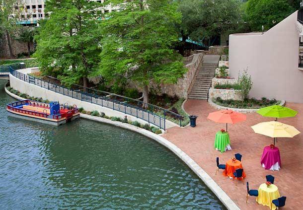 River Walk Umbrellas