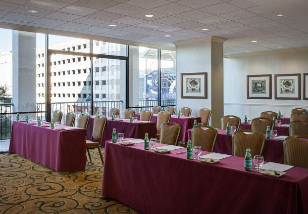 Conference Room - Classroom Setup