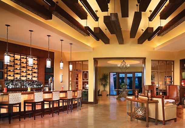 18 Oaks Bar