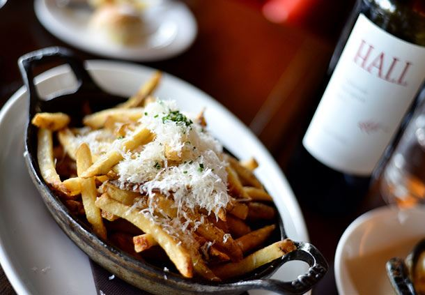 Duck-Fat French Fries