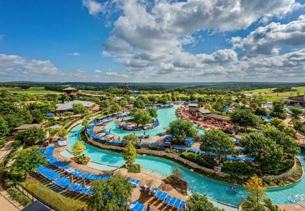 River Bluff Water Experience - Lazy River