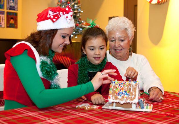 Gingerbread Craft Workshop