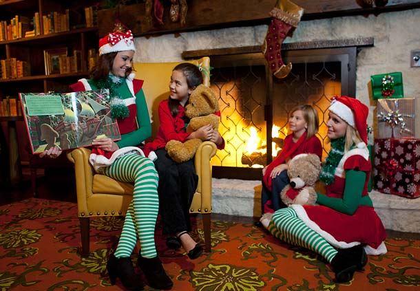 Fireside Story Time