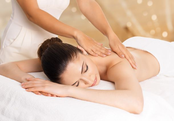 Magnolia Spa Massage Treatment