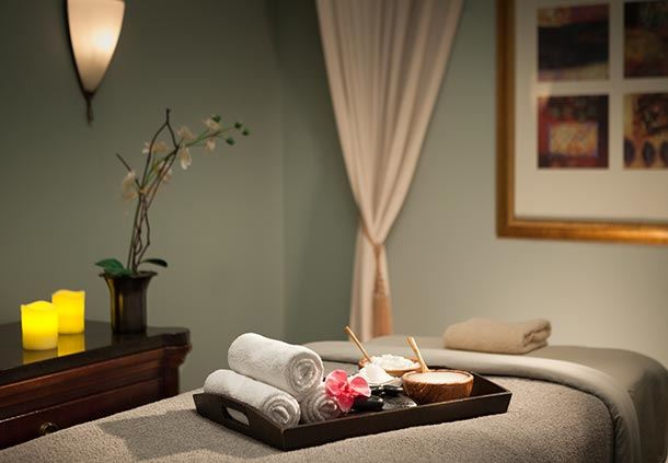 Magnolia Spa - Treatment Room