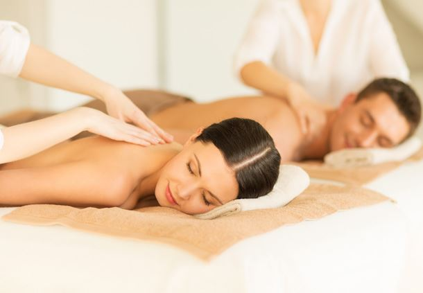 Magnolia Spa Couples' Massage