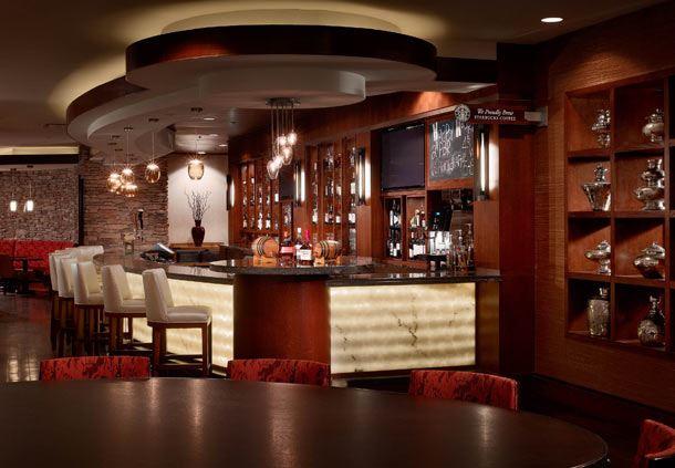 Charr'd Bourbon Lounge
