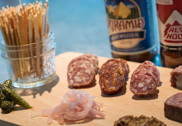 Charcuterie by Olympic Provisions