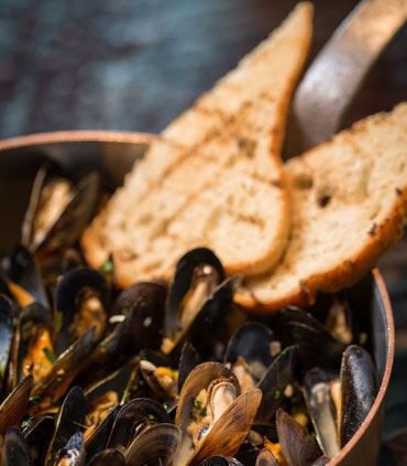Ale Mussels