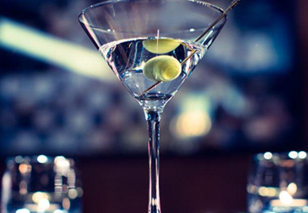 The Griffin - Martini