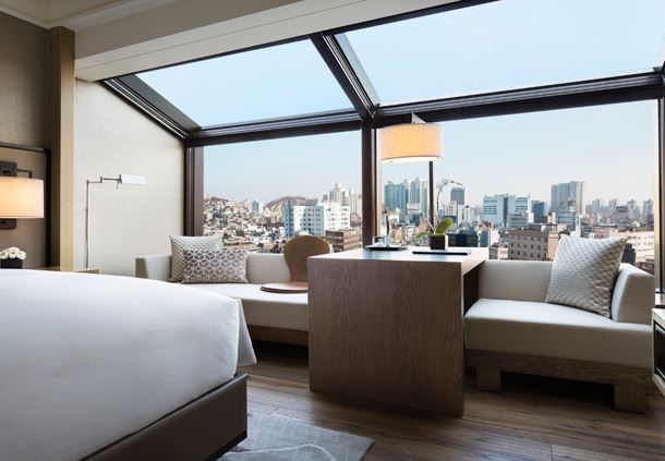 Executive Sky View Room