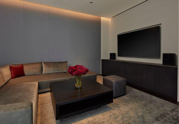 Ambassador Penthouse - Music Room