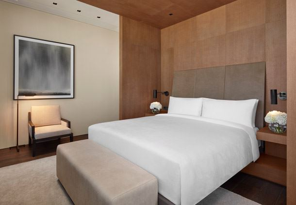Presidential Penthouse Suite - Bedroom