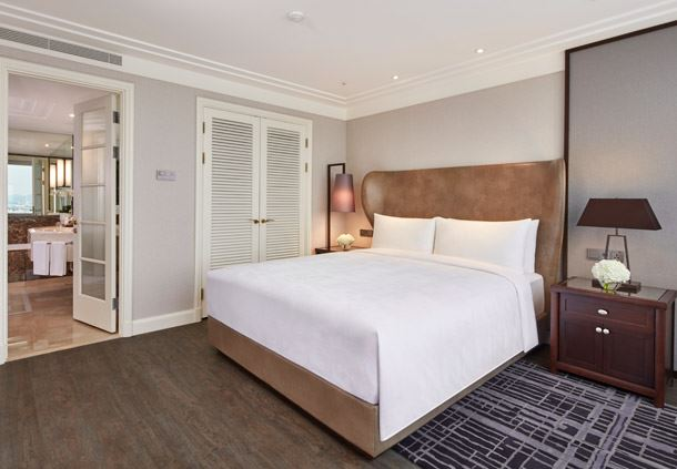 Griffin Suite - Bedroom