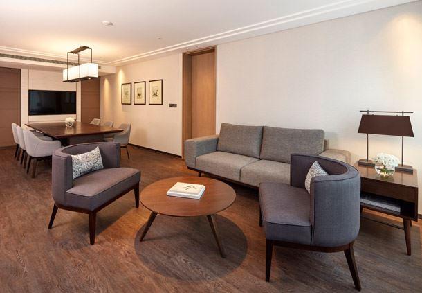 Business Suite - Lounge