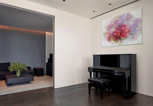 Ambassador Penthouse - Living Area