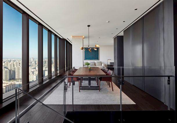Ambassador Suite - Dining Area