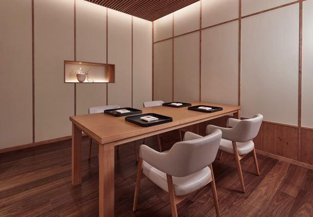 Tamayura - Private Dining Area