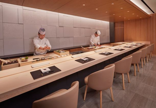 Tamayura - Sushi Counter