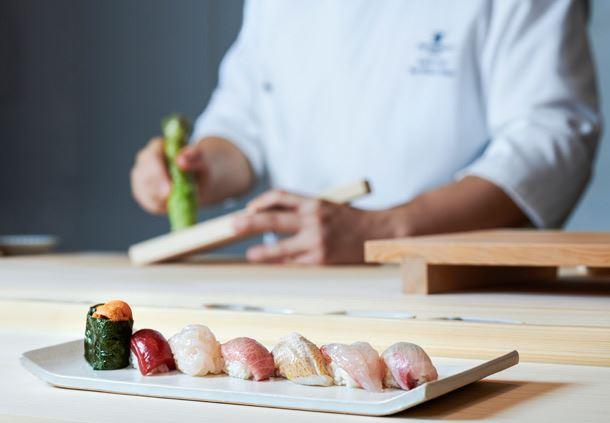 Tamayura - Sushi