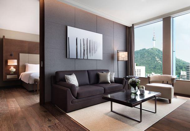 Namdaemun Suite Living Room