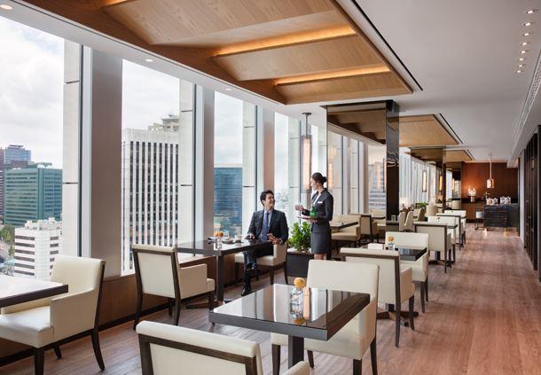 Executive Lounge Service