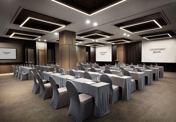 Hanyang 1+2 - Classroom Setup