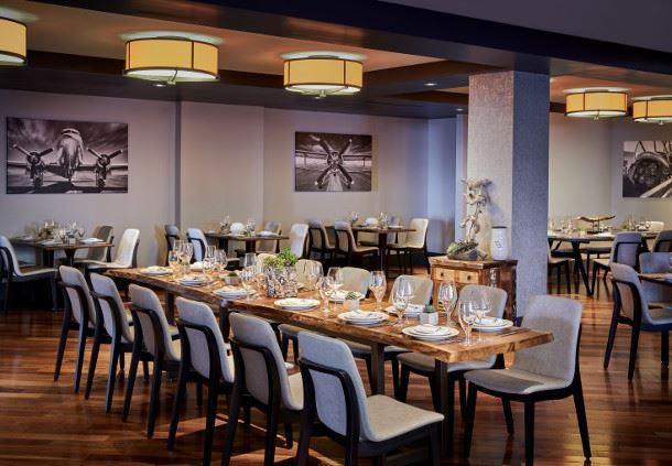 Hangar Steak Restaurant