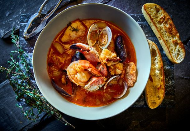 Hangar Steak - Cioppino