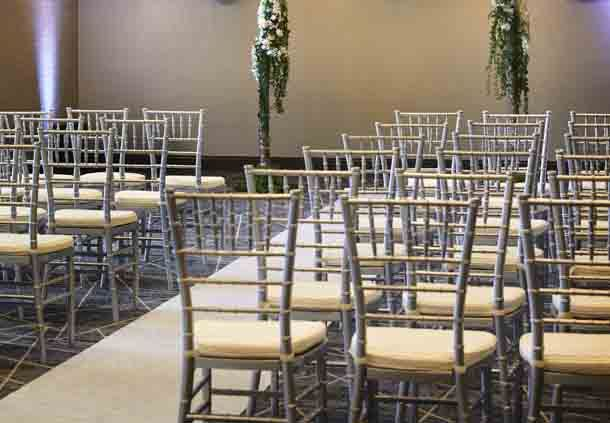 Weddings at the San Francisco Airport Marriott Waterfront