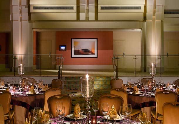 Atrium Foyer Banquet