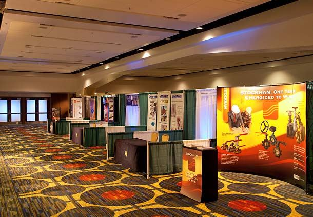 Golden Gate Ballroom Exhibit Hall