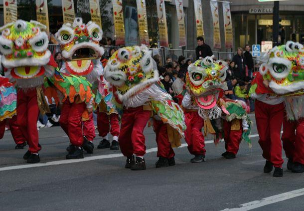 San Francisco Festivals