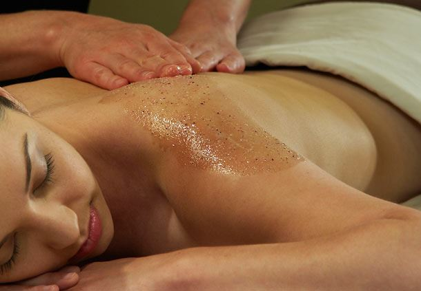 Rose Petal Treatment