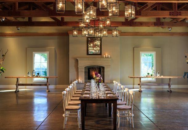Stone Building Banquet