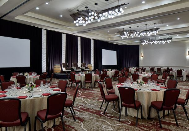 Grand Ballroom - Banquet Setup