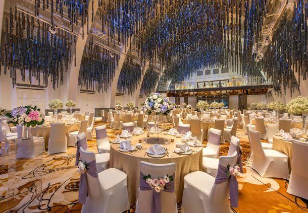 Grand Ballroom, Mezzanine