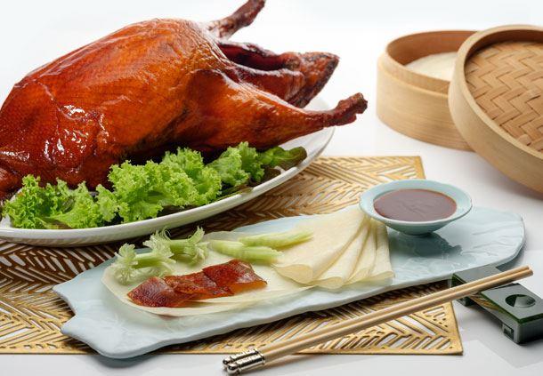 Barbecued Peking Duck